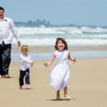 Enjoy the wide white beaches